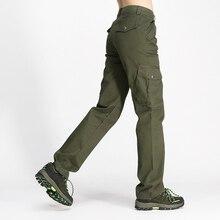 Metal Cotton Free Pants