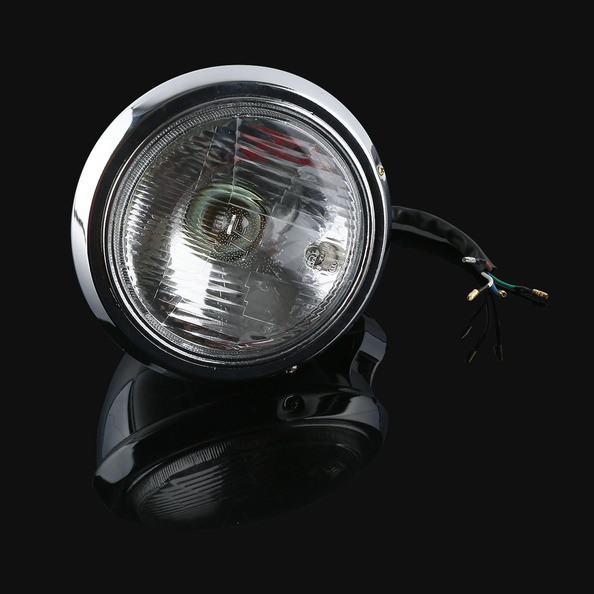 HeadLight Head Light Lamp For Honda Steed 400 600 Magan 250 750 All years New ...