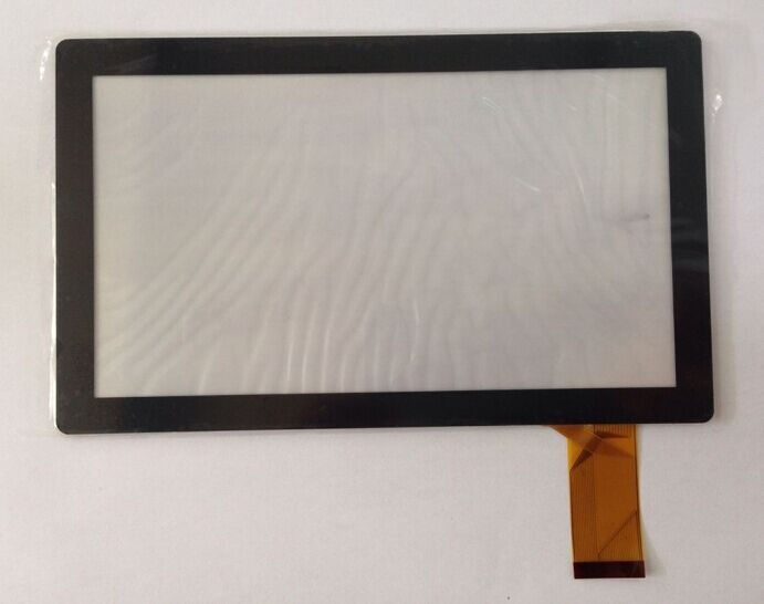 7 inch Wolder miTab Funk Tablet 36Pins Capacitive Touch Screen Digitizer Panel Sensor Glass Replacement Free Shipping new capacitive touch screen for 10 1 inch 4good t101i tablet touch panel digitizer glass sensor replacement free shipping