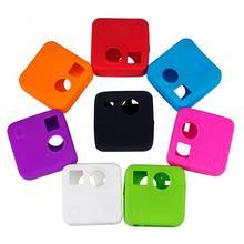Multi-cores Capa de Silicone Para GoPro Caso Protetor de Fusão de 360 Graus  Da Câmera Panorâmica 4540e3a260