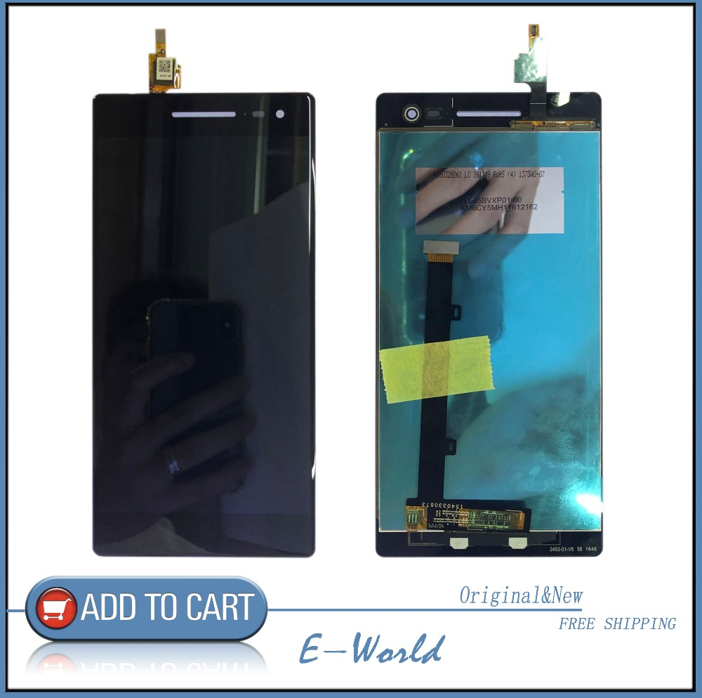 Original for Lenovo Phab 2 Pro PB2 690N PB2 690M PB2 690Y PB2 690 LCD screen with Touch Screen Digitizer Assembly Replacement
