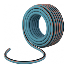 Шланг армированный PALISAD 67600 (ПВХ, диаметр 1/2 дюйма, 12.7 мм, длина 15 м, давление 30 бар, вес 2.2 кг)