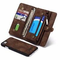 Original Phone Case SFor IPhone 6 6S 7 7Plus Case Coque For Samsung S7 S7Edge Magnetic