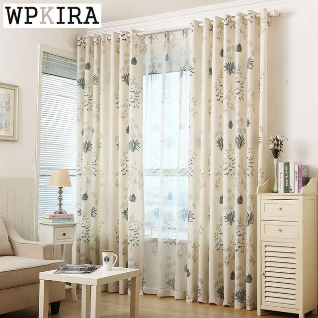 Fancy Living Room Curtain Tulle Panel Sheer Yarn Window Blinds Kitchen Organza