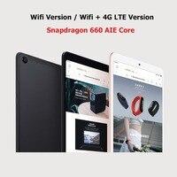 Xiaomi mi Pad 4 OTG mi Pad 4 Планшеты 8 дюймов ПК Snapdragon 660 Octa Core 1200x1920 13.0MP + 5.0MP Cam Wi Fi Планшеты Android 8,0