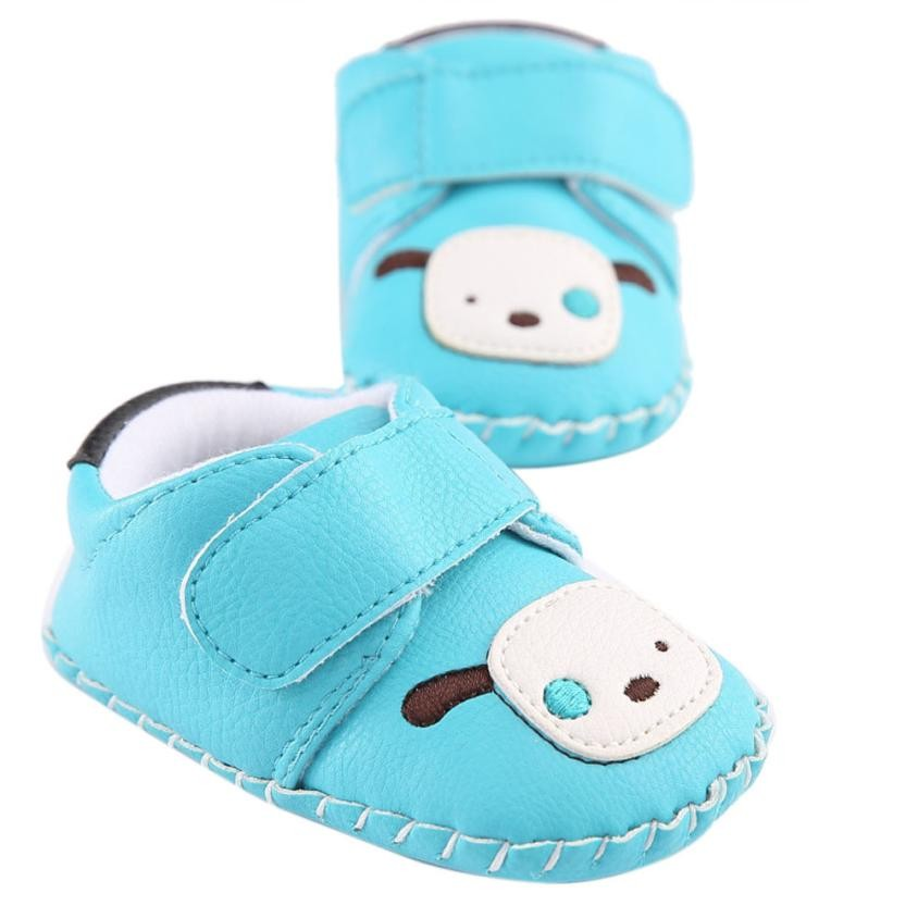 New Baby 2017 animals Design Shoes Baby Boys Girl kids first walkers Sneaker Anti-Slip Soft Sole toddler shoes bebes nice JY