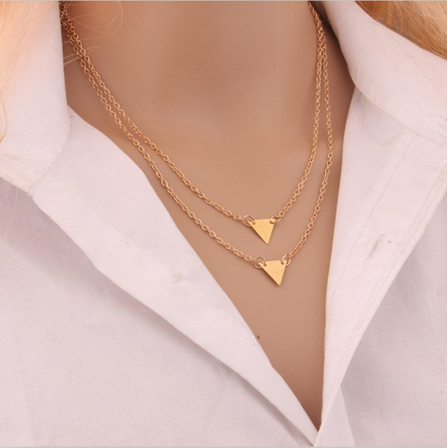 Gold Plated  Layer Chain
