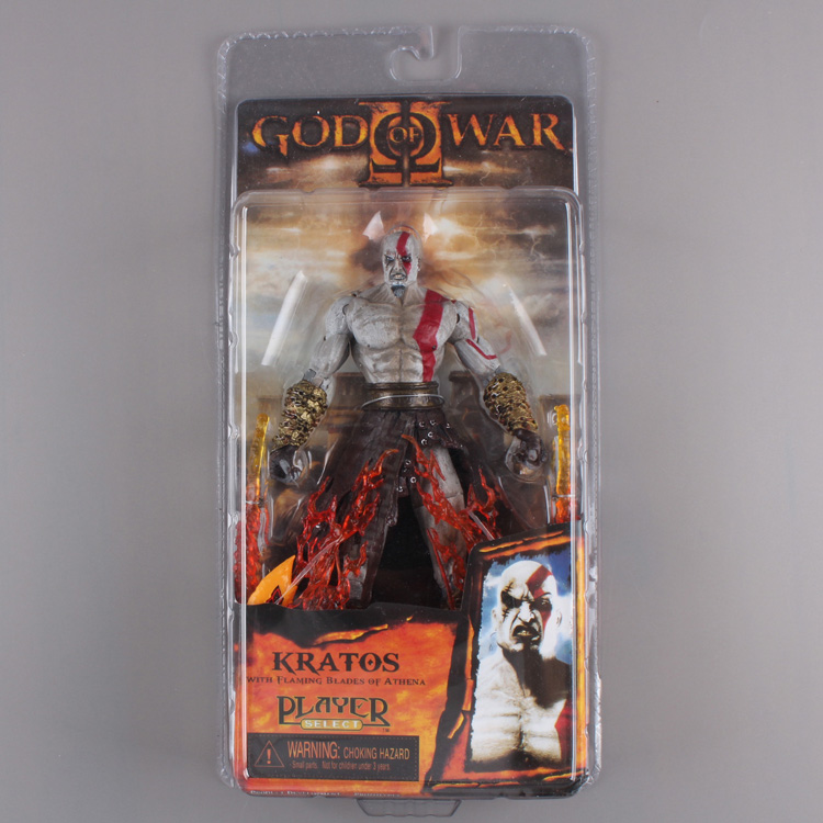 God of War Kratos in Golden Fleece Armor 20cm PVC Action Figure Collection Model Toy