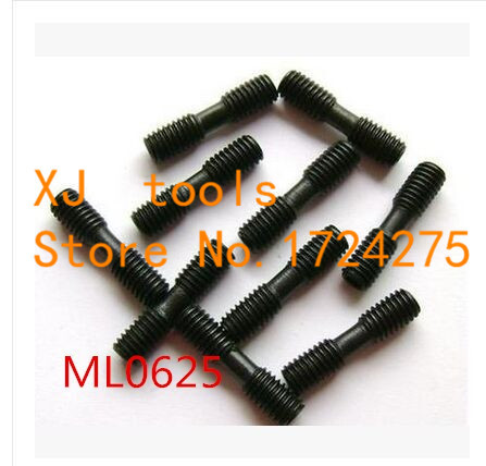 Free Shipping 10pcs ML0625 Turning Tool Holder Accessories, CNC Lathe Tool Spare Screws Double Screws