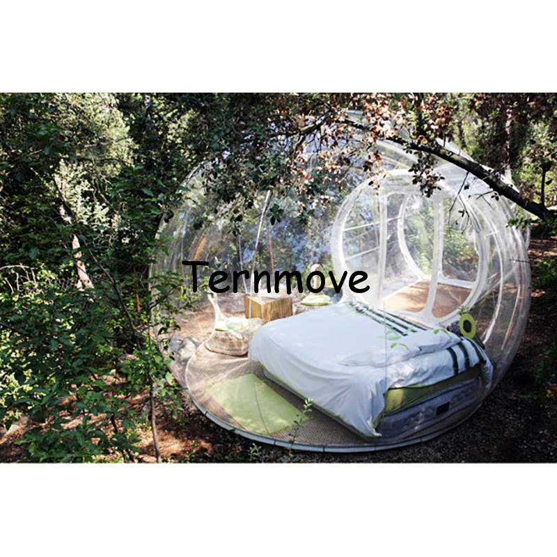 clear camping tent giant outdoor trade show and event tents,hot sale inflatable transparent tent,camping house hotel tent factory price hot selling outdoor party event waterproof clear dome tent inflatable transparent bubble tent for camping
