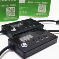 СВЕТОДИОДНЫЙ световой диммер контроллер модулятор для аквариума аквариум светодиодный Интеллектуальный освещение Система синхронизации ...