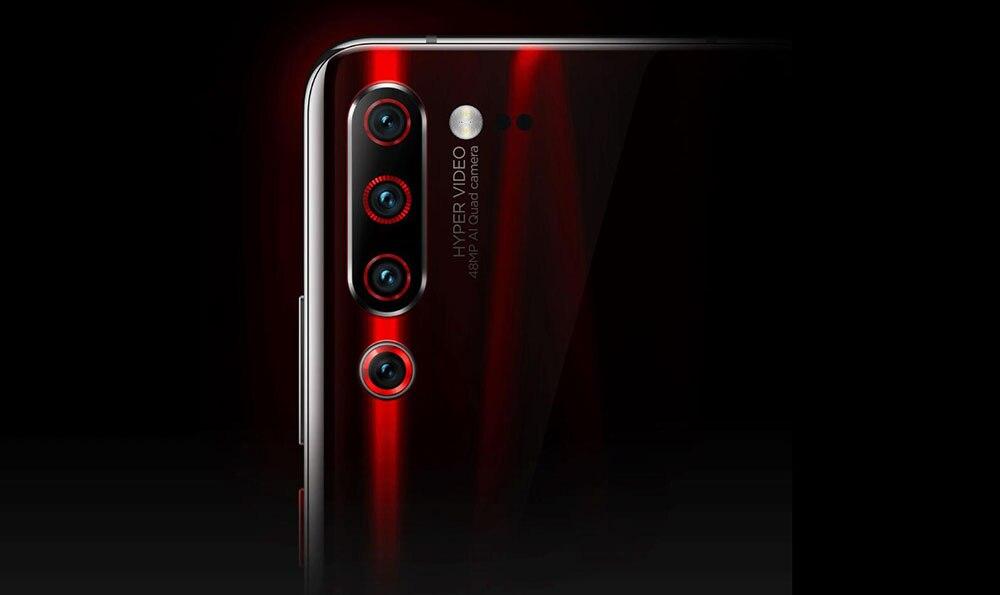 Original Lenovo Z6 Pro Snapdragon 855 Octa Core 6.39 1080P Display Smartphone Rear 48MP Quad Cameras (2)