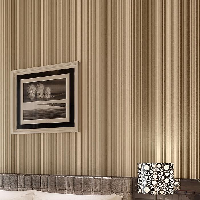 Bacaz Flocking Solid Texture Mini Vertical Stripe
