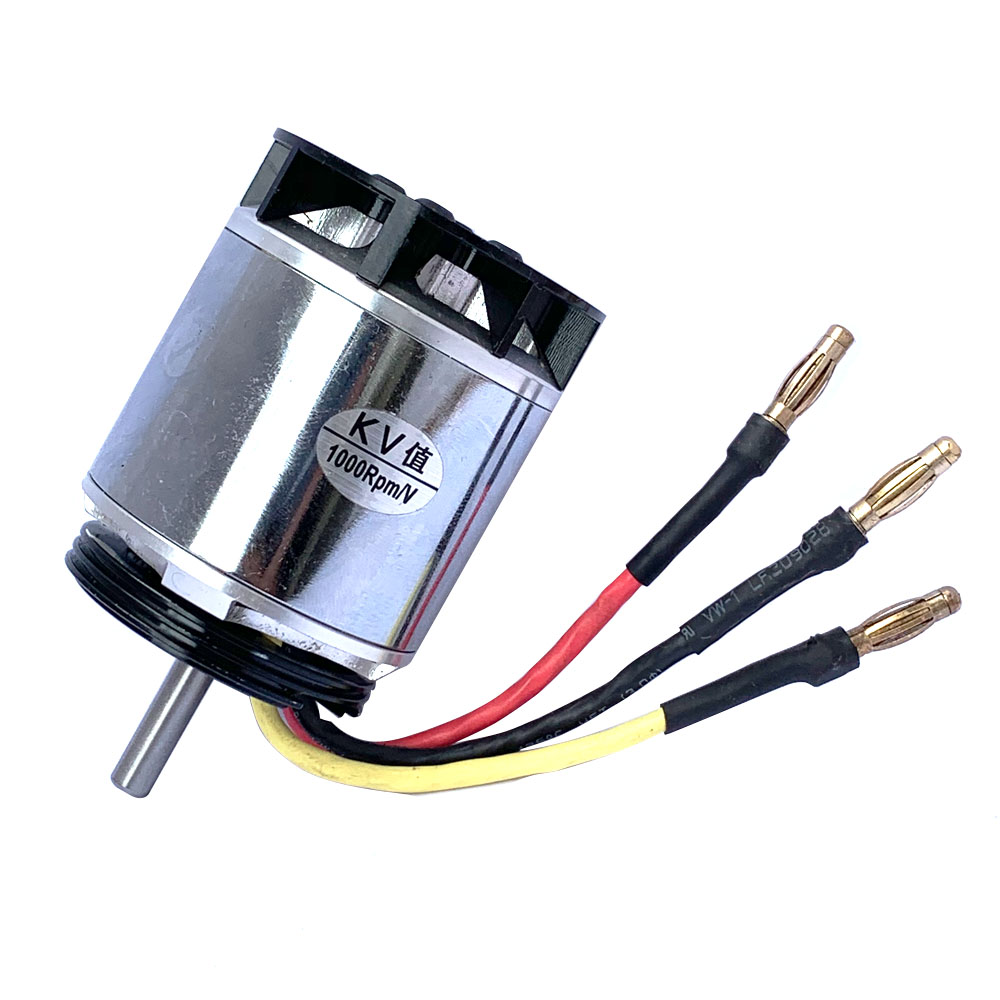 1pc 4550 Swiss Quality Motor Brushless Outrunner Motor Strong power supply 1000KV High Speed with Large Thrust1pc 4550 Swiss Quality Motor Brushless Outrunner Motor Strong power supply 1000KV High Speed with Large Thrust