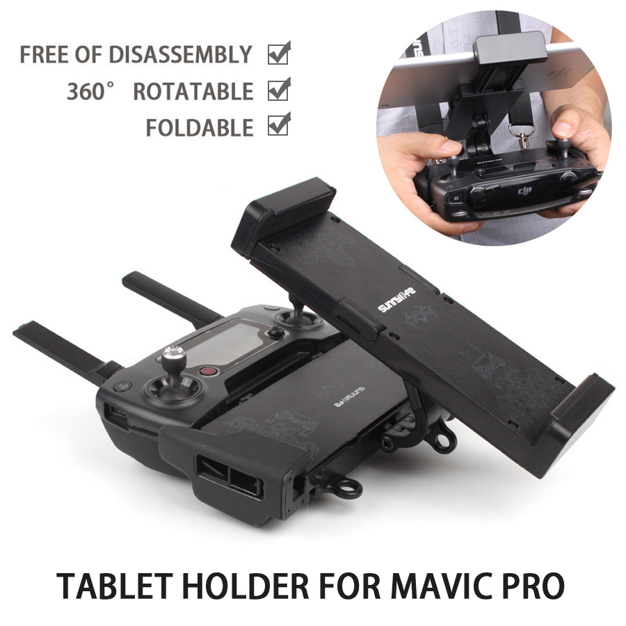 Držák držáku tabletu dálkového ovladače Smartphone skládací - Videokamery a fotoaparáty