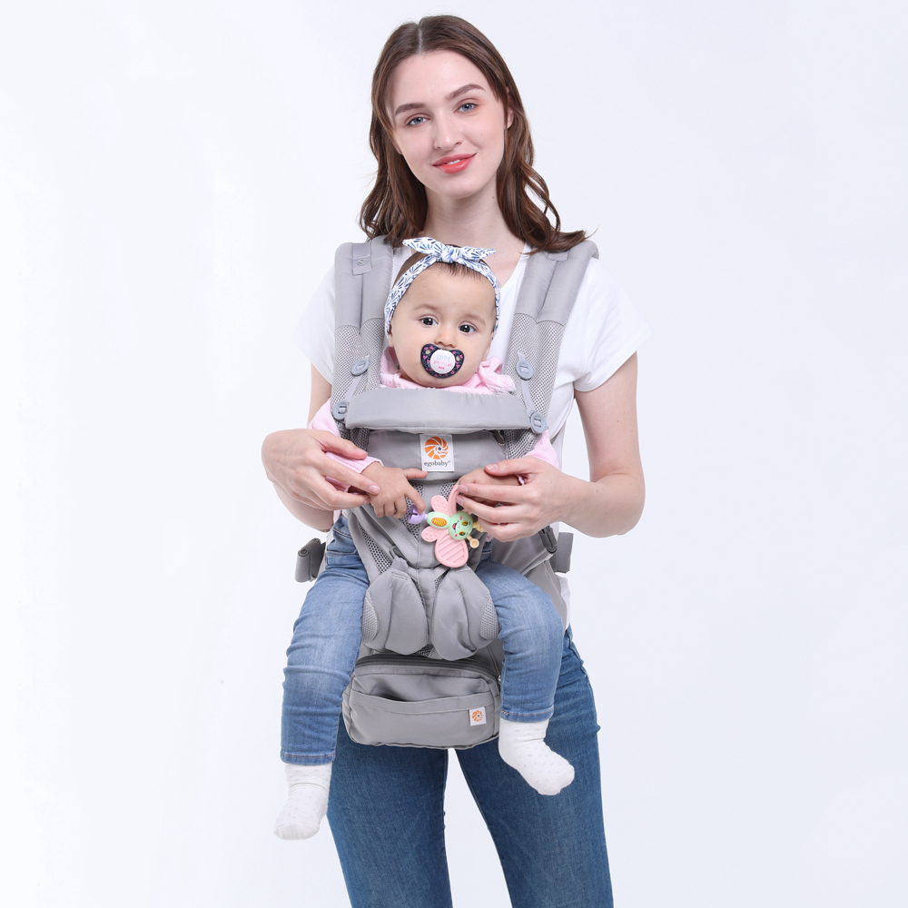 Egobababy Omni 360 Multifunction Breathable Baby Carrier Backpack Kid Carriage Toddler Sling