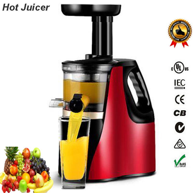 Slow Juicer Nutrition : 2017 NEW Nutrition Center Slow Juicer high quality Juicer Extractor masticating Fruit vegetable ...