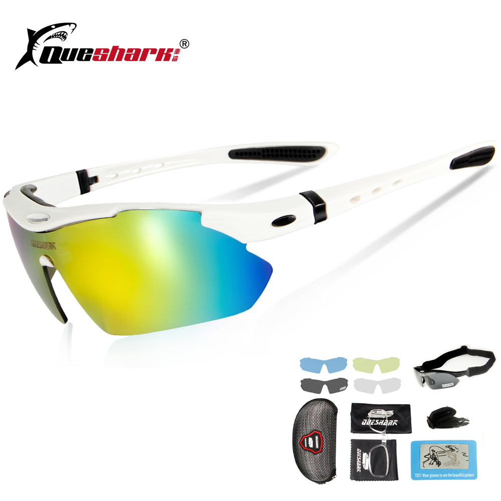 Cycling Sunglasses Polarized Sport Racing Bicycle <font><b>Glasses</b></font> <font><b>5</b></font> <font><b>lens</b></font> Oculos Ciclismo Gafas MTB <font><b>Bike</b></font> Lunette Cyclisme Cycling Eyewear image