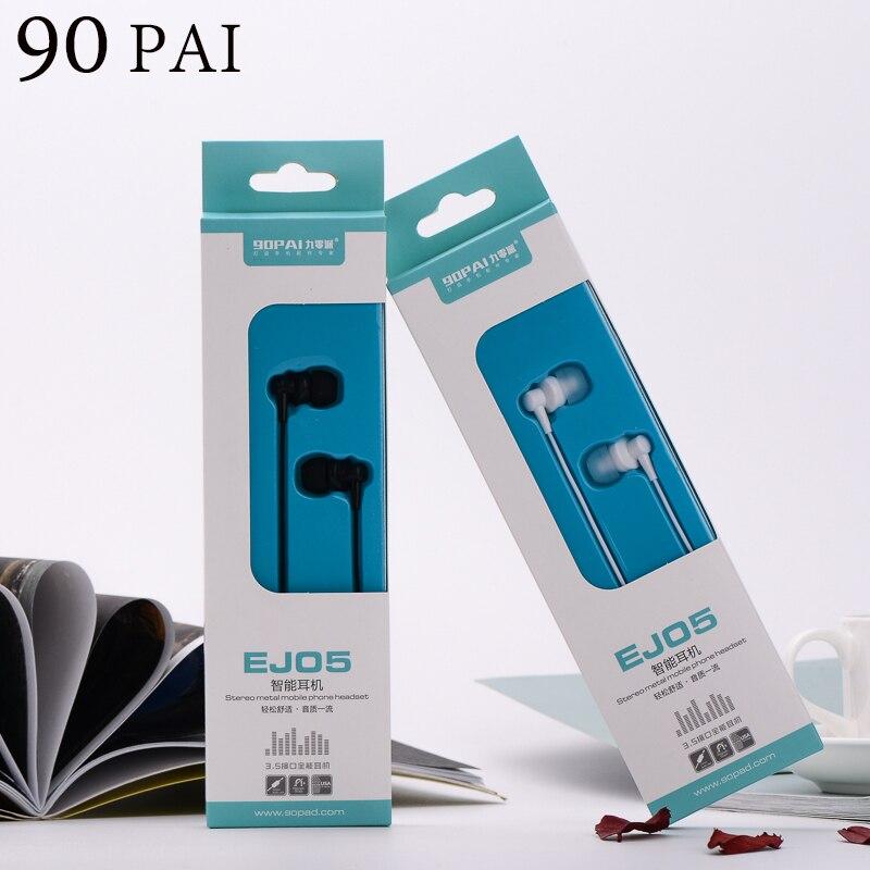 90 PAI Earhook Auriculares 1.3 m Auriculares Con Micrófono Auriculares Para Pc C