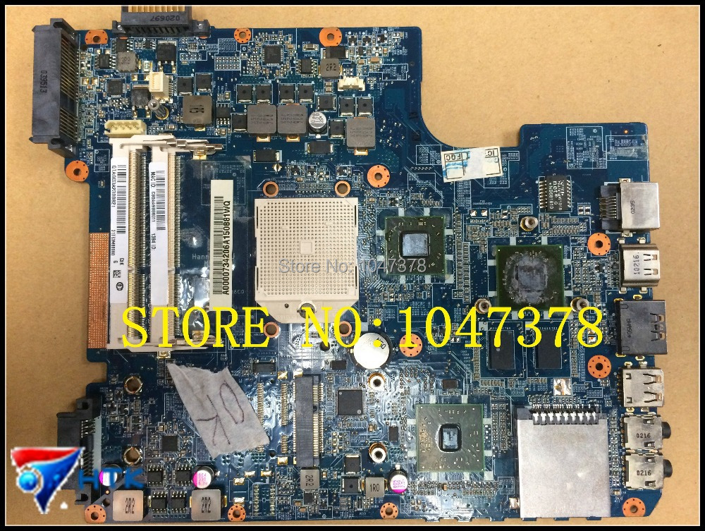 Wholesale Laptop motherboard for Toshiba L600 l600d  A000073420 100% Work Perfect  wholesale v000225020 laptop motherboard for toshiba c650 c655 100