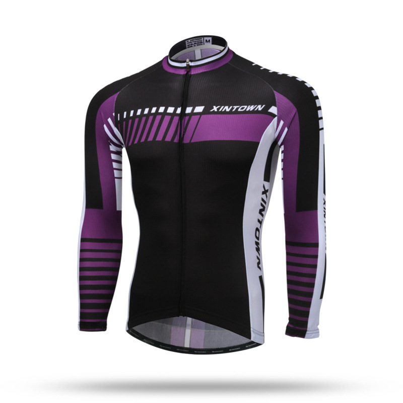 XINTOWN DH MX RBX vtt vêtements de course tout-terrain Motocross Jersey manches longues MX vtt tout-terrain cyclisme Jersey hommes Jersey