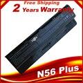 7800 мАч 9 ячеек батареи A31-N56 A32-N56 для Asus N56 N56D N56D N56DY N56J N56JK N56VM N56VV N56VZ N56JN N56JR N56V N56VB