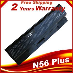 7800mAh 9 Cells Battery A31-N56 A32-N56 A33-N56 For Asus N56 N56D N56D N56DY N56J N56JK N56VM N56VV N56VZ N56JN N56JR N56V N56VB