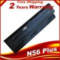 7800mAh 9 Zellen Batterie A31 N56 A32 N56 A33 N56 Für Asus N56 N56D N56D N56DY N56J N56JK N56VM N56VV N56VZ N56JN n56JR N56V N56VB-in Laptop-Akkus aus Computer und Büro bei