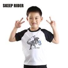 Happy Birthday Shirt Toddler Baby Boys Tshirts Fashion Kids Clothes Black Ragalan Children Teenager Tees