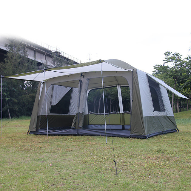image  sc 1 st  Aliexpress & Online Shop Super senior outdoor tents tall 10-12 Deluxe and ...