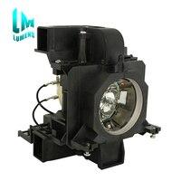 Hohe Helligkeit ET LAE200 Kompatibel lampe mit gehäuse für PANASONIC PT EZ570/EZ570L  PT EW630/EW630L  PT EX600/EX600L Projektoren-in Projektorlampen aus Verbraucherelektronik bei