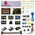 2016 NOVO! keyestudio kit-k4 do sensor para arduino starters com uno r3 board