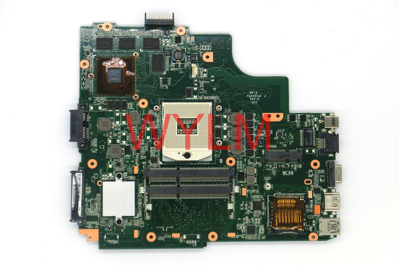free shipping K43SM GT630M 2G N13P-GL2-A1 mainboard REV 4.1 For ASUS A43S X43S K43S K43SV Laptop motherboard 100% Tested Working for asus laptop mainboard a43s x43s k43sj a43sv k43sv k43sm series motherboard gt630m 1gb d radr3