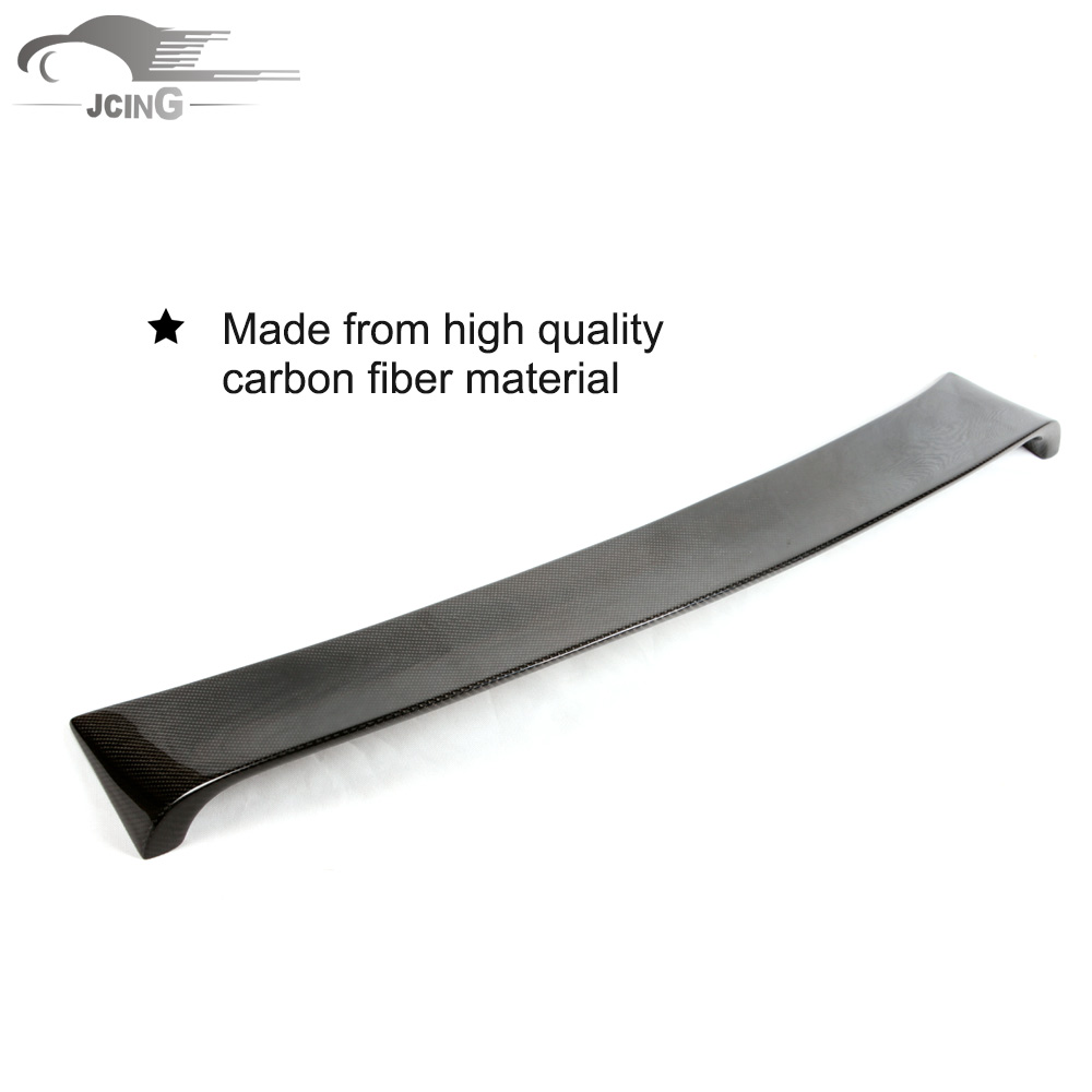 Carbon Fiber Rear Roof lip spoiler for BMW 3 Series E92 coupe - Auto Replacement Parts - Photo 2
