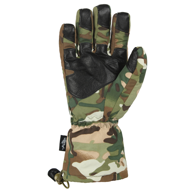 Winter Outdoor Camping&Hiking Ski Gloves Thicken Non-slip Sheep - Sportswear and Accessories - Photo 3