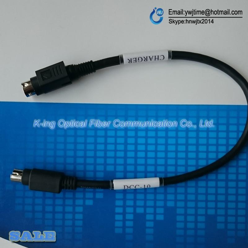 <font><b>Fujikura</b></font> FSM-50S/50R/17S/17R Optical fiber fusion splicer <font><b>battery</b></font> charger DCC-10