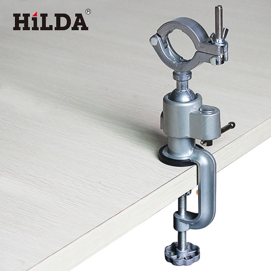 Support de fixation de table pour perceuse électrique ou Dremel