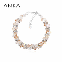 New Full Crystal Charm Bracelet Luxury Gift for Women High Quality Crystals from Austria #105737