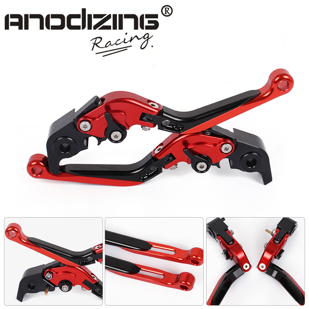F-11 H-11 Adjustable CNC 3D Extendable Folding Brake Clutch Levers For DUCATI S4RS 06-08 STREETFIGHTER/S 09-13 billet alu folding adjustable brake clutch levers for motoguzzi griso 850 breva 1100 norge 1200 06 2013 07 08 1200 sport stelvio