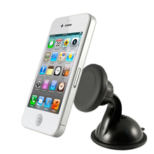 Universal Car Phone Holder 360 Degree Rotating GPS Magnetic Mobile Phone Car Holder For iPhone Samsung Magnet Mount Holder Stand