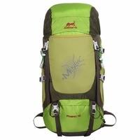 Unisex Adult Nylon Waterproof Trekking Backpacks Hiking Backpacks Camping Backpacks 40L for Fishing Bicycle Sports Outdoor Bag