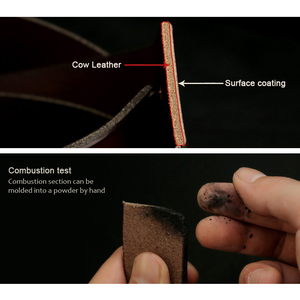 Image 4 - [LFMB] חגורת זכר עור חגורת גברים רצועת זכר עור אמיתי יוקרה פין אבזם חגורות גברים חגורת אבנטים ceinture homme