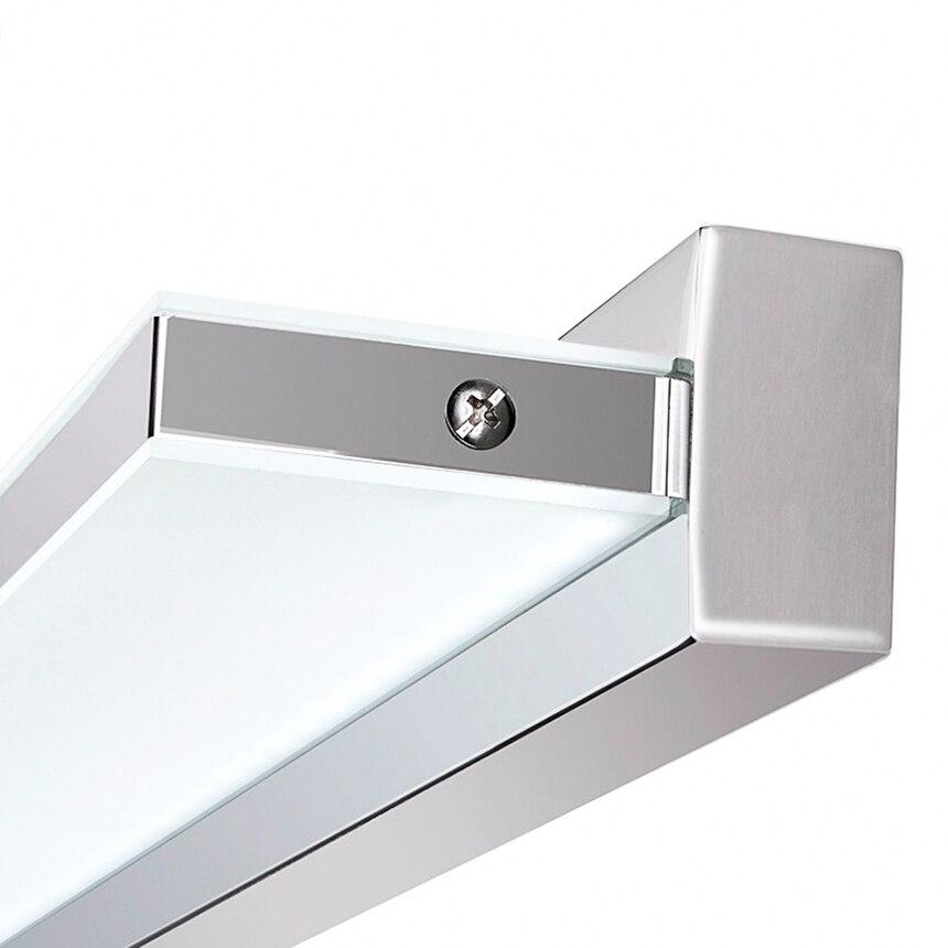 ... Rechtwinklig Stil Wandleuchten Badezimmerspiegel