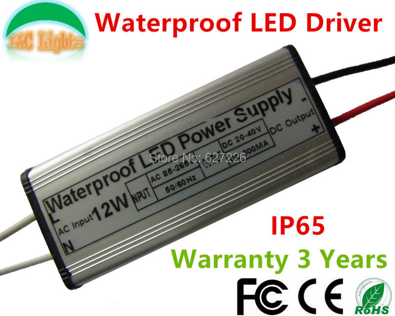 Chanzon led driver 450ma (constant current output) 12v-20v (input.