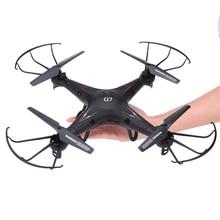 Новое Прибытие Лучшие Продажи FY326 Q7 2.4 Г 4-КАНАЛЬНЫЙ 6-осевой Гироскоп НЛО rc drone vs syma x5c rc мультикоптер вертолет со светодиодными огнями
