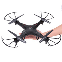 Top Selling FY326 Q7 2 4G 6 Axis Gyro 4 CH UFO RC Quad Copter RC