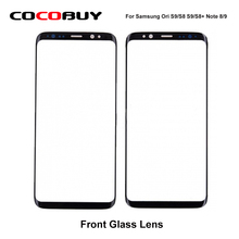 Samsung Ori Replacement External Glass Galaxy S9/S8 Plus Note 8/9 LCD Display Touch Screen Front Outer Lens