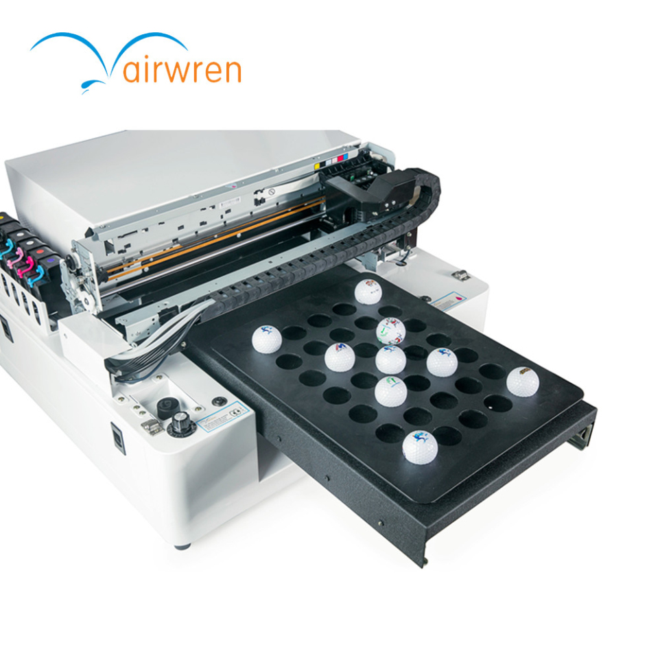 A3 Size Small Format Uv Flatbed Printer Cosmetic Printing Machine