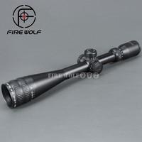 Sport Optics Eclipse 4 16x40 Rifle Scope For Hunting Jumpers Airsoft Gun Para Rifle Pneumatic Gun Aiming Shot Chasse