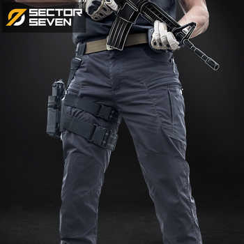 IX8 Waterproof tactical War Game Cargo pants mens silm Casual Pants mens trousers Army military Active pants - DISCOUNT ITEM  0% OFF All Category